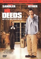 Mr Deeds - Movie Cover (xs thumbnail)
