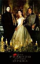 The Phantom Of The Opera - DVD cover (xs thumbnail)