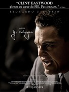 J. Edgar - French Movie Poster (xs thumbnail)