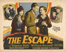 The Escape - Movie Poster (xs thumbnail)