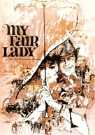 My Fair Lady - Movie Cover (xs thumbnail)
