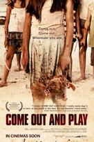 Come Out and Play - Movie Poster (xs thumbnail)
