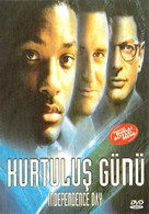 Independence Day - Turkish DVD movie cover (xs thumbnail)