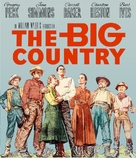 The Big Country - Blu-Ray cover (xs thumbnail)