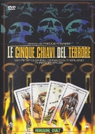 Dr. Terror's House of Horrors - Italian Movie Cover (xs thumbnail)