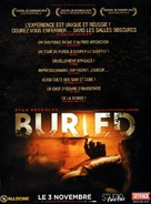 Buried - French Movie Poster (xs thumbnail)