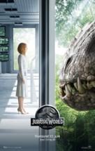 Jurassic World - Icelandic Movie Poster (xs thumbnail)
