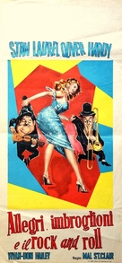 Jitterbugs - Italian Movie Poster (xs thumbnail)