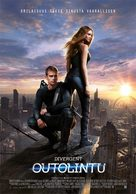 Divergent - Finnish Movie Poster (xs thumbnail)