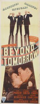 Beyond Tomorrow - Movie Poster (xs thumbnail)