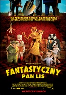 Fantastic Mr. Fox - Polish Movie Poster (xs thumbnail)