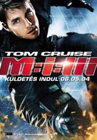 Mission: Impossible III - Hungarian Movie Poster (xs thumbnail)