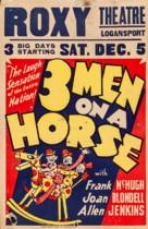 Three Men on a Horse - Movie Poster (xs thumbnail)