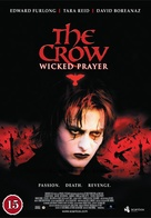The Crow: Wicked Prayer - Danish Movie Cover (xs thumbnail)