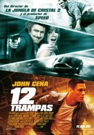 12 Rounds - Spanish Movie Poster (xs thumbnail)