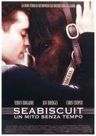 Seabiscuit - Italian Movie Poster (xs thumbnail)