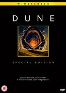 Dune - British DVD movie cover (xs thumbnail)