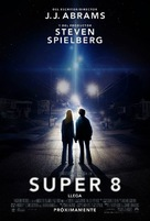 Super 8 - Spanish Movie Poster (xs thumbnail)