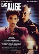 Mortelle randonnée - German Movie Poster (xs thumbnail)