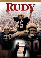 Rudy - DVD movie cover (xs thumbnail)