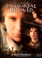 Immortal Beloved - DVD cover (xs thumbnail)