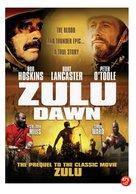 Zulu Dawn - DVD cover (xs thumbnail)
