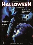 Halloween - German Blu-Ray movie cover (xs thumbnail)