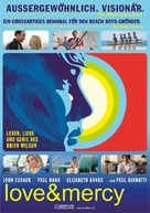 Love & Mercy - Swiss Movie Poster (xs thumbnail)