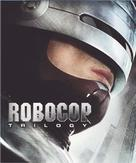 RoboCop 3 - Blu-Ray cover (xs thumbnail)
