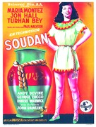 Sudan - French Movie Poster (xs thumbnail)