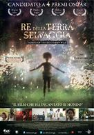 Beasts of the Southern Wild - Italian Movie Poster (xs thumbnail)