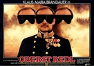 Oberst Redl - German Movie Poster (xs thumbnail)
