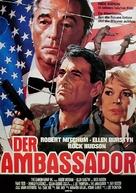 The Ambassador - German Movie Poster (xs thumbnail)
