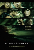 A Perfect Getaway - Hungarian Movie Poster (xs thumbnail)