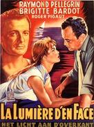 La lumière d'en face - Belgian Theatrical poster (xs thumbnail)