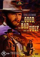 Il buono, il brutto, il cattivo - Australian DVD cover (xs thumbnail)