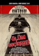 Grindhouse - Turkish Theatrical movie poster (xs thumbnail)
