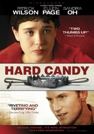 Hard Candy - Canadian DVD movie cover (xs thumbnail)