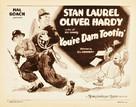 You're Darn Tootin' - Movie Poster (xs thumbnail)
