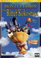 Monty Python and the Holy Grail - German DVD movie cover (xs thumbnail)