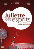 Giulietta degli spiriti - French Movie Cover (xs thumbnail)