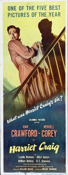 Harriet Craig - Movie Poster (xs thumbnail)