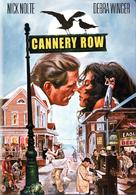 Cannery Row - DVD cover (xs thumbnail)