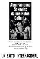 Die teuflischen Schwestern - Spanish Movie Poster (xs thumbnail)