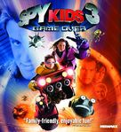 Spy Kids 3 - Blu-Ray movie cover (xs thumbnail)