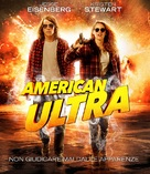 American Ultra - Italian Movie Cover (xs thumbnail)