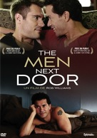The Men Next Door - French DVD cover (xs thumbnail)