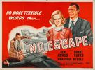 No Escape - British Movie Poster (xs thumbnail)