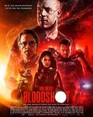 Bloodshot - Spanish Movie Poster (xs thumbnail)