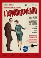 The Apartment - Italian Movie Poster (xs thumbnail)